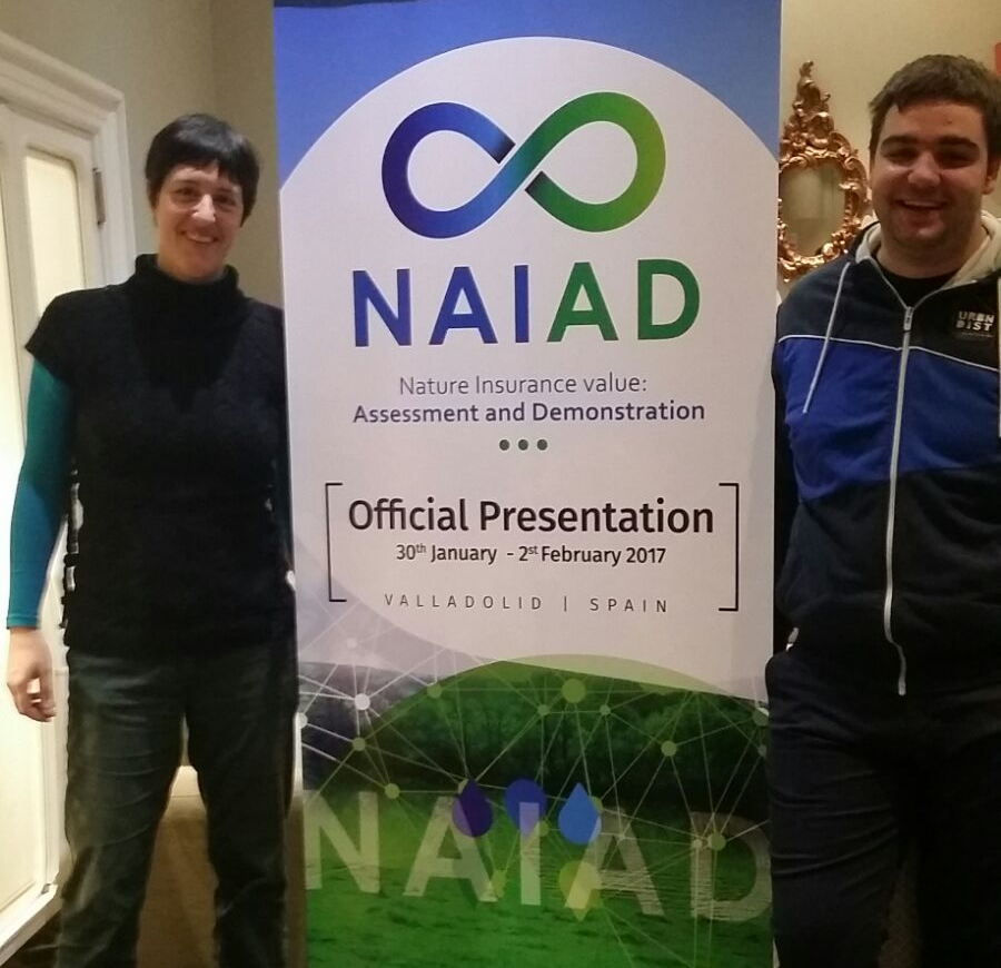 1st NAIAD project meeting